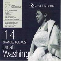Couverture du titre Grandes del Jazz 14