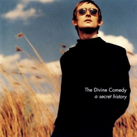 Cover of the track A Secret History - The Best of the Divine Comedy