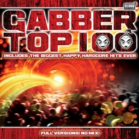 Cover of the track Gabber Top 100