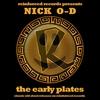 Couverture de l'album Reinforced Presents Nick O-D - the Early Plates