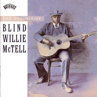 Cover of the track The Definitive Blind Willie McTell
