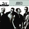 Cover of the album The Best of Jodeci: 20th Century Masters the Millennium Collection