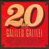 Couverture de l'album 20 Años de la Sala Galileo Galilei