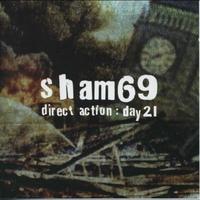 Couverture du titre Direct Action: Day 21