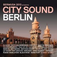 Cover of the track Bermuda 2013 Presents City Sound Berlin