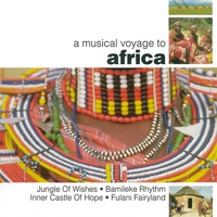 Cover of the track A Musical Voyage To Africa