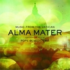 Cover of the album Alma Mater - featuring the Voice of Pope Benedict XVI