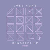 Couverture du titre Conscept - EP