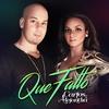 Couverture de l'album Que Falto - Single