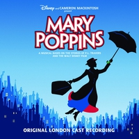 Cover of the track Mary Poppins (Original London Cast Recording)