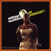 Cover of the album Miriam Makeba In Concert!