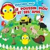 Cover of the track Le Poussin Piou (version française)