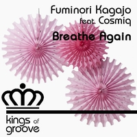 Cover of the track Breathe Again (feat. Cosmiq) - Single