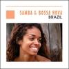 Couverture de l'album Samba & Bossa Nova - Brazil