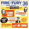 Couverture de l'album The Fire/Fury R&B Story