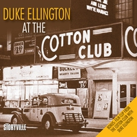 Cover of the track Duke Ellington At the Cotton Club