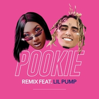 Cover of the track Pookie (feat. Lil Pump) [Remix] - Single