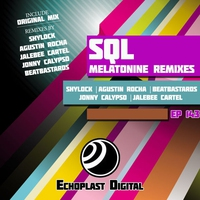 Cover of the track Melatonine Remixes