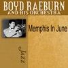 Couverture de l'album Memphis In June