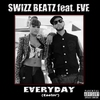 Couverture du titre Everyday (Coolin') [feat. Eve]