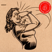 Cover of the track Moderat (Deluxe Version)
