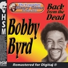 Cover of the album The Legendary Henry Stone Presents Bobby Byrd Back from the Dead