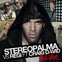 Couverture du titre Our Love (Stereo Palma vs. Regi feat. Craig David) - Single