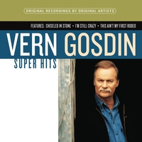 Cover of the track Vern Gosdin: Super Hits