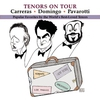 Couverture de l'album Tenors on Tour