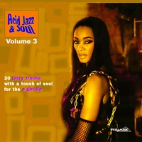 Cover of the track Acid Jazz & Soul: 20 Jazzy Tracks With a Touch of Soul for the Nightlife, Vol. 3