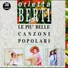 Cover of the album Le più belle canzoni popolari