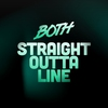 Cover of the track Straight Outta Line