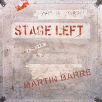 Cover of the track Stage Left