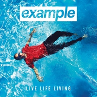 Cover of the track Live Life Living