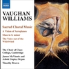 Cover of the album Vaughan Williams: Sacred Choral Music