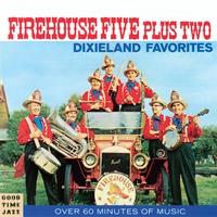 Couverture du titre Dixieland Favorites