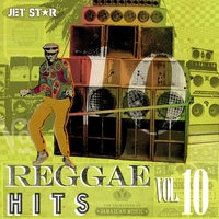 Cover of the track Reggae Hits, Volume 10