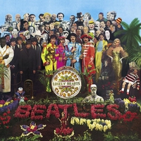 Cover of the track Sgt. Pepper's Lonely Hearts Club Band