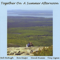Cover of the track Together On a Summer Afternoon