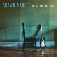 Cover of the track Treat You Better - Single