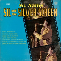 Couverture du titre Sil and the Silver Screen
