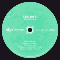 Couverture du titre Budding - EP