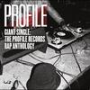 Couverture de l'album Giant Single: Profile Records Rap Anthology