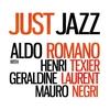 Couverture de l'album Just Jazz (feat. Henri Texier, Géraldine Laurent & Mauro Negri)