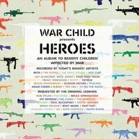 Couverture du titre War Child - Heroes, Vol. 1
