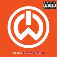 Cover of the track #willpower (Deluxe)