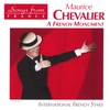 Couverture de l'album International French Stars: Maurice Chevalier - A French Monument