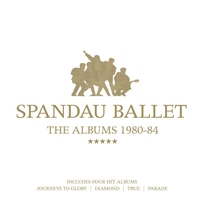 Cover of the track The Albums 1980-84