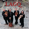 Couverture de l'album LAGQ: Latin