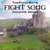 Cover of the album Fight Song / Amazing Grace - Single